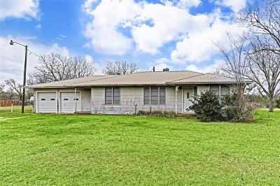 Fayette County Single Family Home For Sale: 634 E Hwy 290 Highway