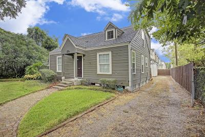 Houston Single Family Home For Sale: 918 W 25th