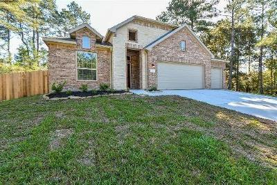 Conroe Single Family Home For Sale: 1816 Red Cedar Court