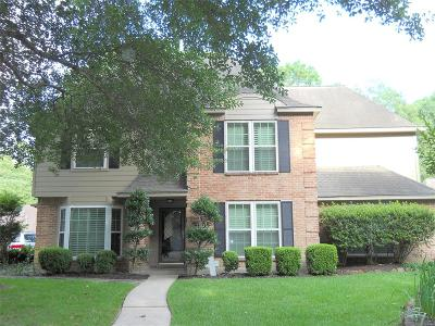 Kingwood Single Family Home For Sale: 3606 Shady Green Drive