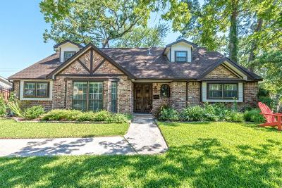 Houston Single Family Home For Sale: 1022 Del Norte Street
