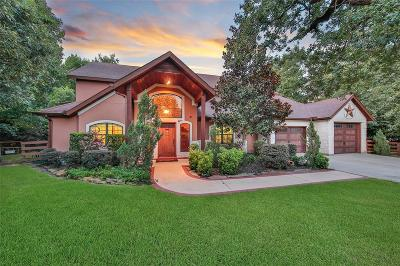 Montgomery Single Family Home For Sale: 11473 Majestic Drive