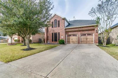 Rosenberg Single Family Home For Sale: 231 Summer Creek Lane