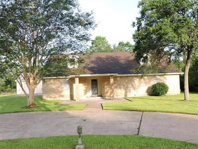 Santa Fe Single Family Home For Sale: 7604 Fm 646 South Road S