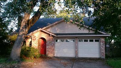 League City Single Family Home For Sale: 3211 Mariner Drive