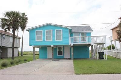 Galveston Single Family Home For Sale: 13022 John Reynolds Road