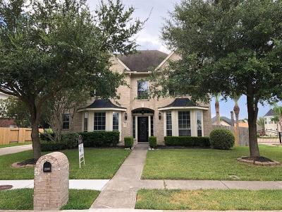 Seabrook Single Family Home For Sale: 2308 Water Way