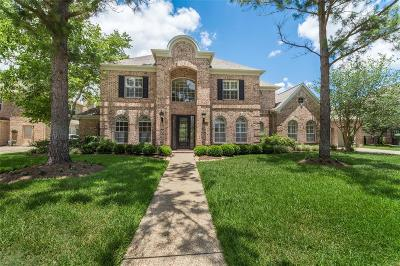 Katy Single Family Home For Sale: 21418 Kelliwood Greens Drive