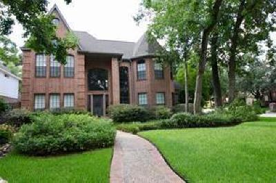 Harris County Single Family Home For Sale: 8202 Redchurch Drive Drive