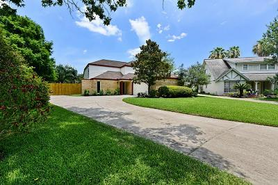 Seabrook Single Family Home For Sale: 4323 Stacy Street