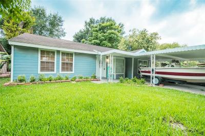 Galveston County, Harris County Single Family Home For Sale: 4054 Sue Ellen Street