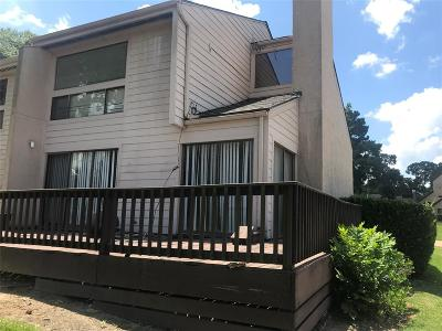Montgomery Condo/Townhouse For Sale: 12254 Trail Hollow Drive
