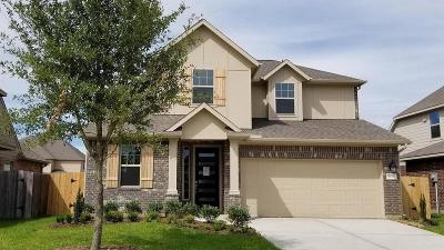 Richmond Single Family Home For Sale: 9139 Basin Ridge