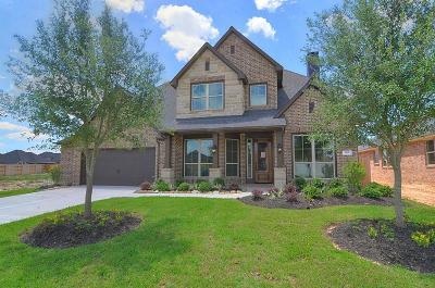 Katy Single Family Home For Sale: 2810 Crescent Valley Court