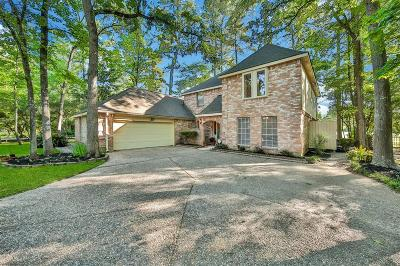 The Woodlands Single Family Home For Sale: 116 S Timber Top Drive
