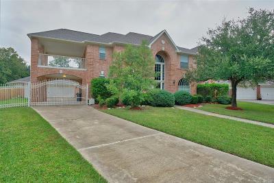 Houston Single Family Home For Sale: 8730 Hardeman Court