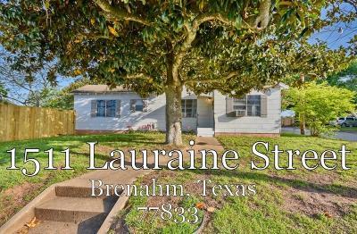 Washington County Single Family Home For Sale: 1511 Lauraine Street