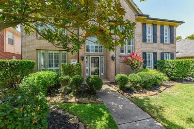 Deer Park Single Family Home For Sale: 1417 Cherokee Street