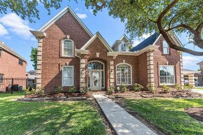 Baytown Single Family Home For Sale: 4507 Ironwood Drive