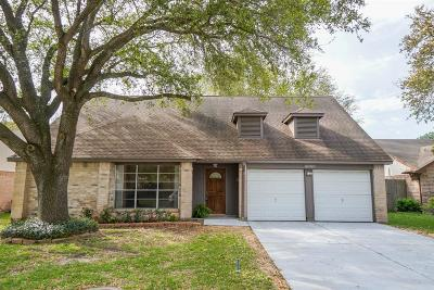 Galveston County, Harris County Single Family Home For Sale: 16923 Summer Dew Lane