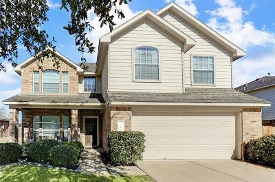 Pearland Single Family Home For Sale: 7311 Newport Lane