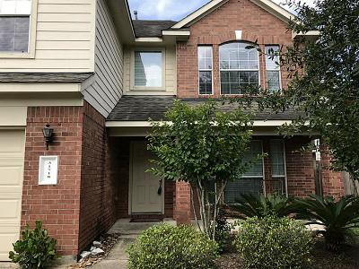 Conroe Single Family Home For Sale: 31718 Cattail Park Court