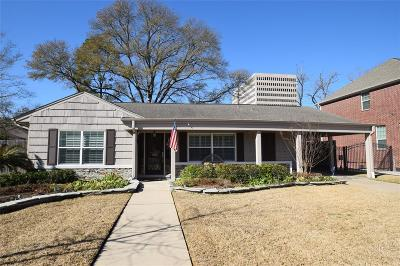 Bellaire Single Family Home For Sale: 503 Winslow Lane