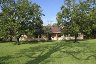 Rosenberg Single Family Home For Sale: 909 Baker Road