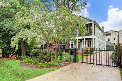 Houston Single Family Home For Sale: 1224 W 25th Street