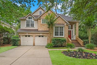 The Woodlands Single Family Home For Sale: 2 Wildflower Trace Place