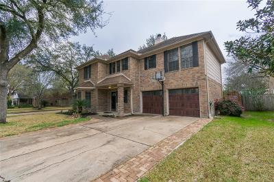 Katy Single Family Home For Sale: 1531 Park Briar Drive