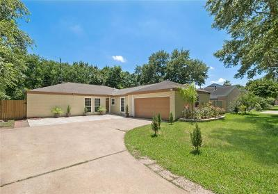 Single Family Home For Sale: 15903 Mill Hollow Drive Drive