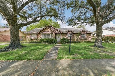Houston Single Family Home For Sale: 7722 Braesdale Lane