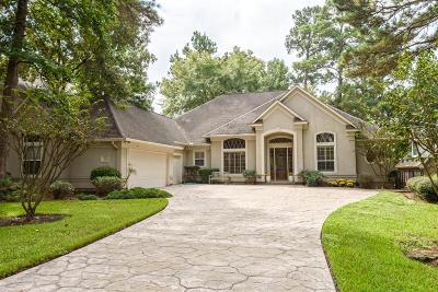 Montgomery Single Family Home For Sale: 3068 Bentwater Drive