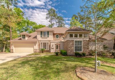 The Woodlands Single Family Home For Sale: 26 N Plum Crest Circle