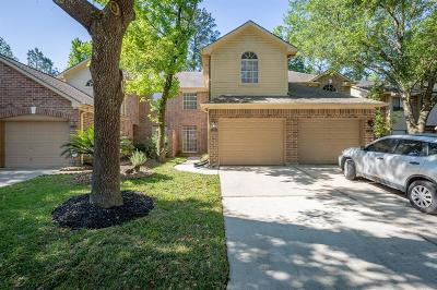 Kingwood Condo/Townhouse For Sale: 2914 Elm Grove Court