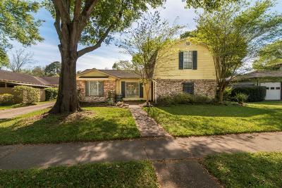 Houston Single Family Home For Sale: 3715 Ledgestone Drive