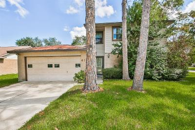 League City Single Family Home For Sale: 412 Country Lane