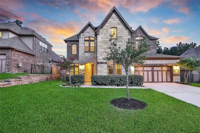 Conroe Single Family Home For Sale: 8310 Sands Bank Lane