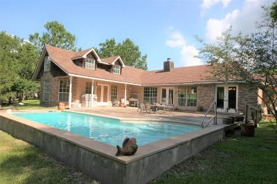 Brazoria Single Family Home For Sale: 4701 County Road 747a