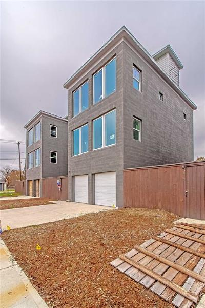 Condo/Townhouse For Sale: 3409 Rawley Street