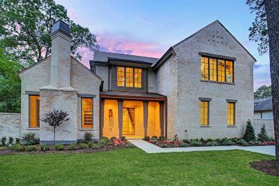 Houston Single Family Home For Sale: 329 Bunker Hill Road