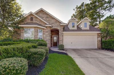 The Woodlands Single Family Home For Sale: 263 New Harmony Trail