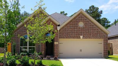 Montgomery Single Family Home For Sale: 143 Sunrise Haven Drive