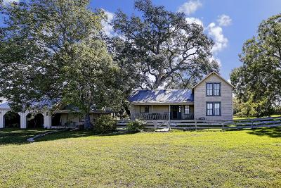 Fayette County Farm & Ranch For Sale: 9337 Fm 2981