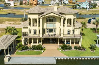 Hitchcock Single Family Home For Sale: 19 Marathon