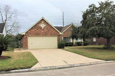 Pearland Single Family Home For Sale: 2734 N Larkspur Circle