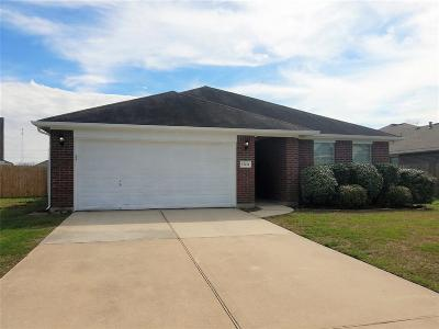 Baytown Single Family Home For Sale: 15214 Judy