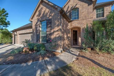 Conroe TX Single Family Home For Sale: $455,775