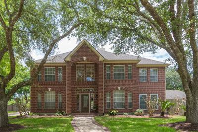 Friendswood Single Family Home For Sale: 1016 Applewood Drive